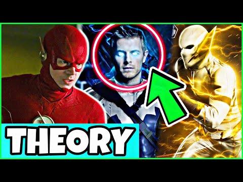 Eddie Thawne is GODSPEED? Why Eddie HATES Barry? - The Flash Season 7 Theory