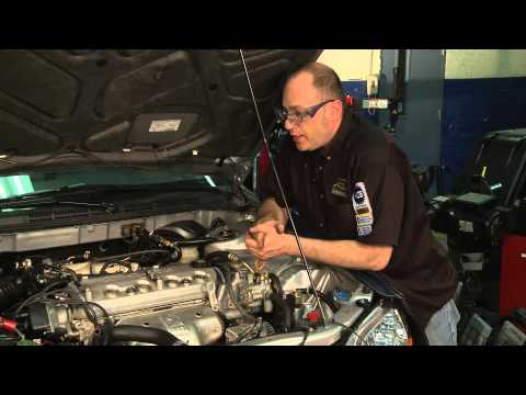 Car Corner: Base Engine Testing