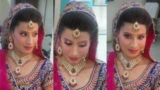 Indian Bridal Makeup - Princess Look