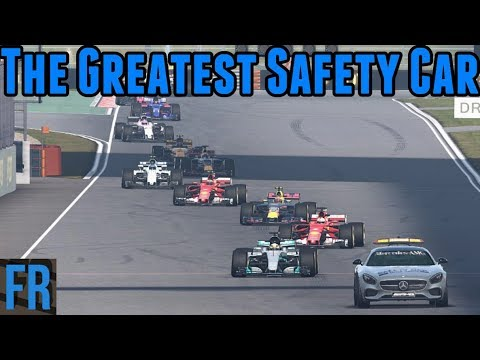 The Greatest Safety Car - F1 2017 Career Mode #2