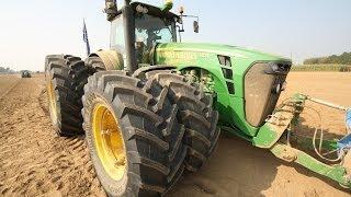 [HD]Mycie ciągnika John Deere 8530 Farming Simulator 2009