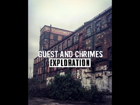 Guest and Chrimes (Exploring Abandoned factory)