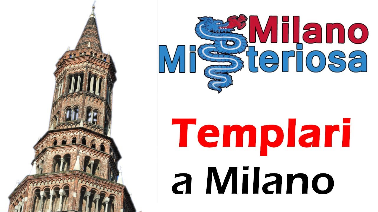 Risultati immagini per immagini i templari a Milano