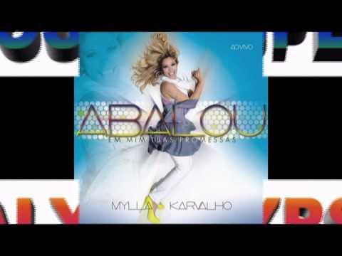 cd playback de mylla karvalho