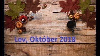 Lev: Október 2018