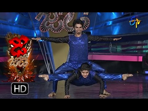 Dhee Jodi | 28th  September 2016- Full Episode | ETV Telugu