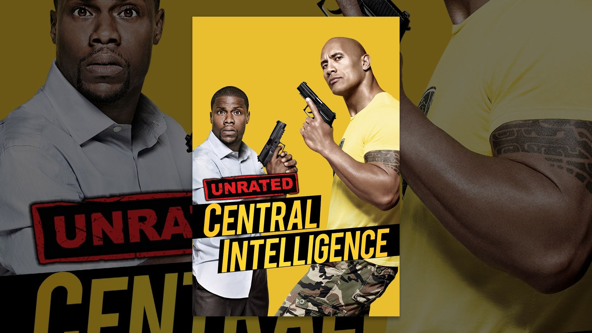 Download Central Intelligence (Unrated)