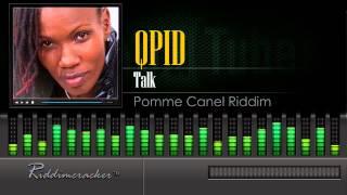 Qpid - Talk (Pomme Canel Riddim) [Soca 2015] [HD]