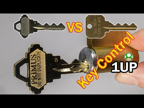 How To Enhance Your Schlage Lock Key Control with a Primus Key