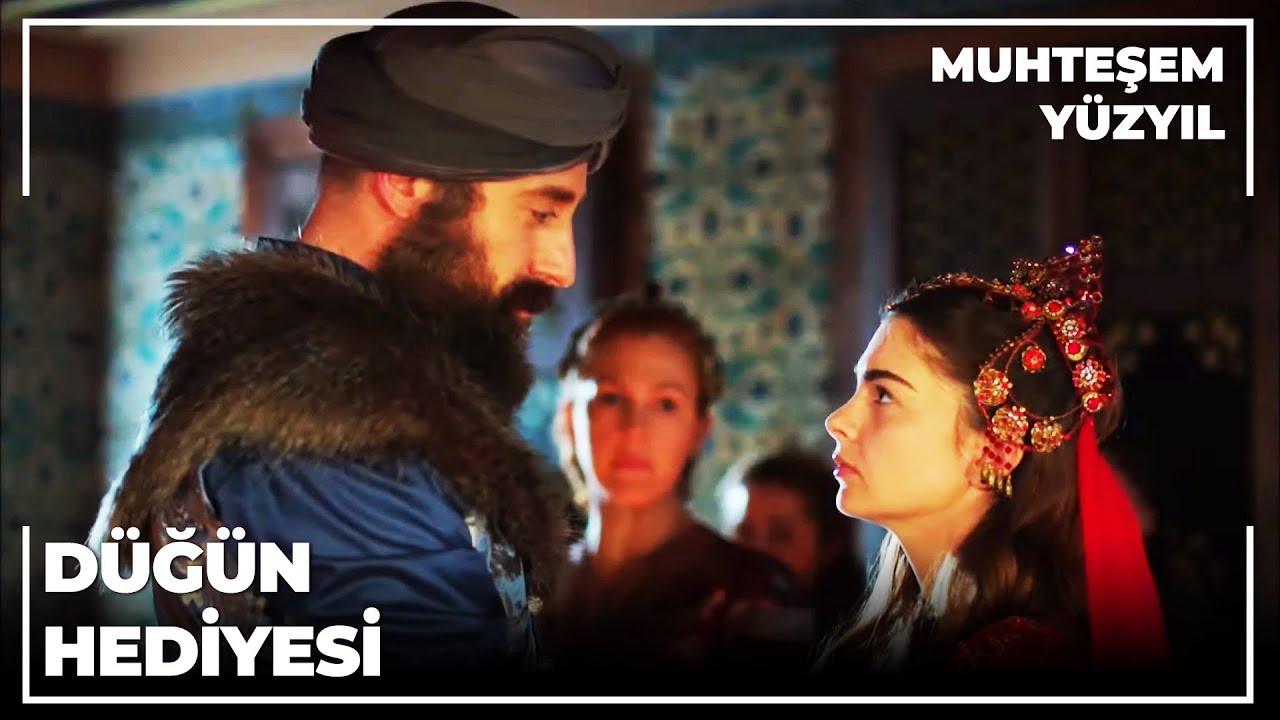 Sultan Süleyman'dan Mihrimah'a Özel Hediye! | Muhteşem Yüzyıl