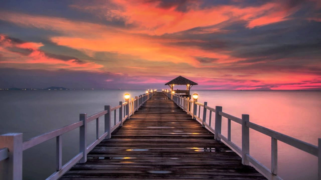 Autumn Sunsets - (A Short Chillout Mix) - YouTube