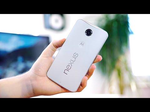 Nexus 6 Review: So stellt sich Google Phablets vor! - felixba