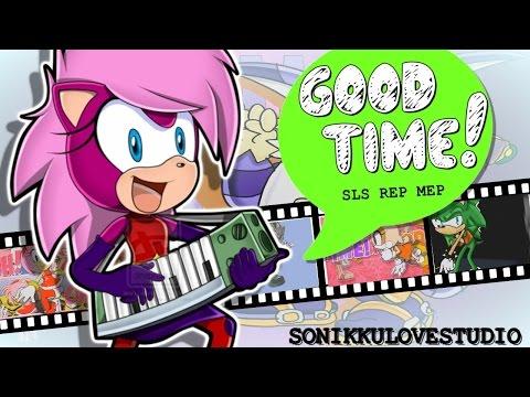 {Sonikku❤} It's always a good time!   SLS REP Characters MEP