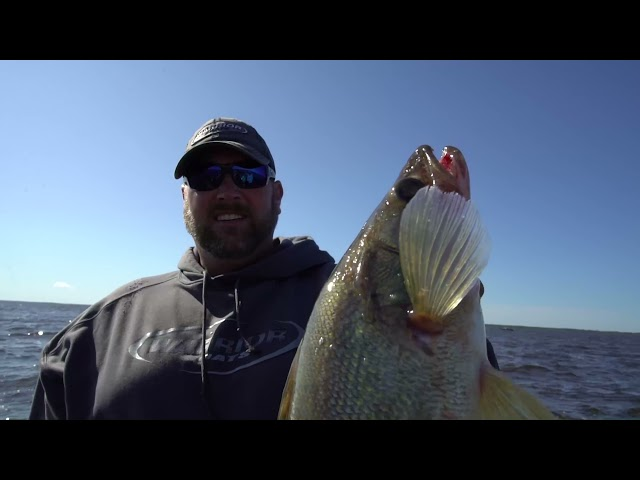 Summer Walleye Fishing on Lake of the Woods, The Walleye Capital of the World