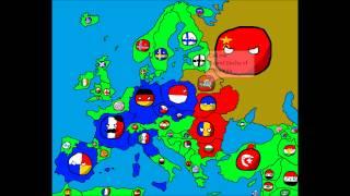 Alternate Future of Europe in CB - 3 - Communism expands