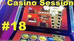 Casino Session #18 - So drückt man die Risikoleiter auf 140 | ENZ