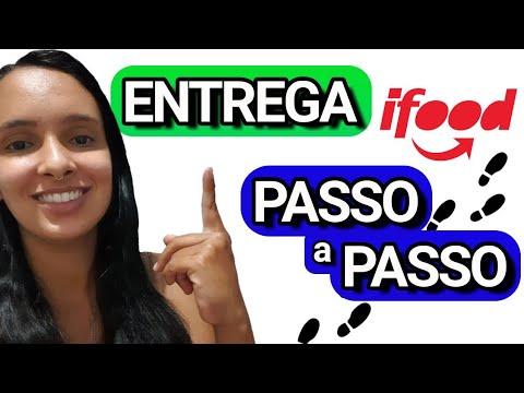IFOOD- ENTREGA PASSO A PASSO, COMPLETA - La delivery