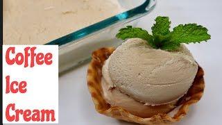 Super Simple COFFEE ICE CREAM- Kem Cafe Dễ Làm Thơm Ngon