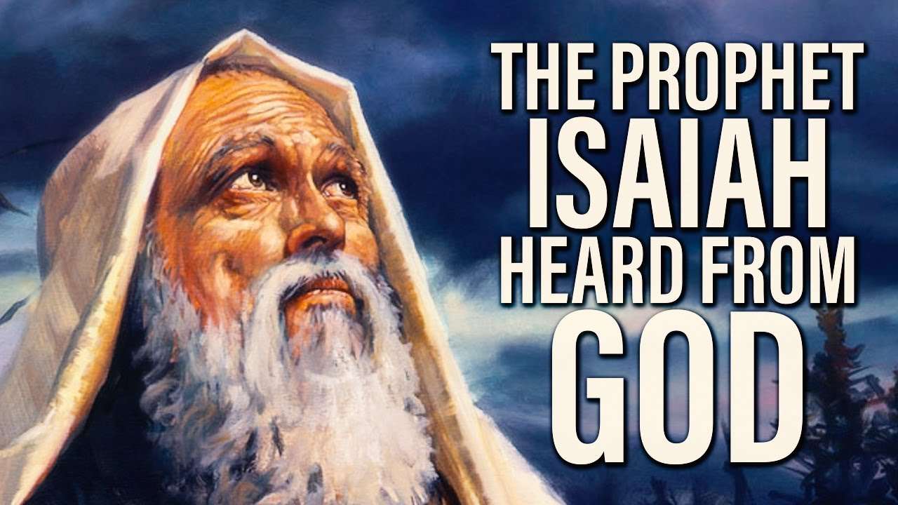 THE AMAZING CALLING OF ISAIAH THE PROPHET