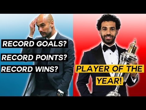 MAN. CITY 2018: Best Premier League Team Ever? SALAH Wins PFA Player of the Year! - Weekend Review