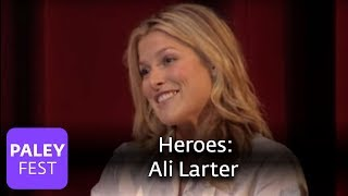 Heroes - Ali Larter on Getting the Part : Paley Center