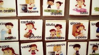 Organizzazione: bambini, lavoretti domestici, doveri e motivazione