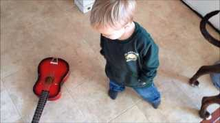 ORB Learning to Play Guitar