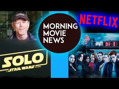 Han Solo Movie title is Solo 2018, Riverdale Season 2 Ratings High with Netflix