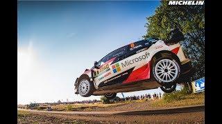 Highlights - 2018 WRC Rallye Deutschland - Michelin Motorsport