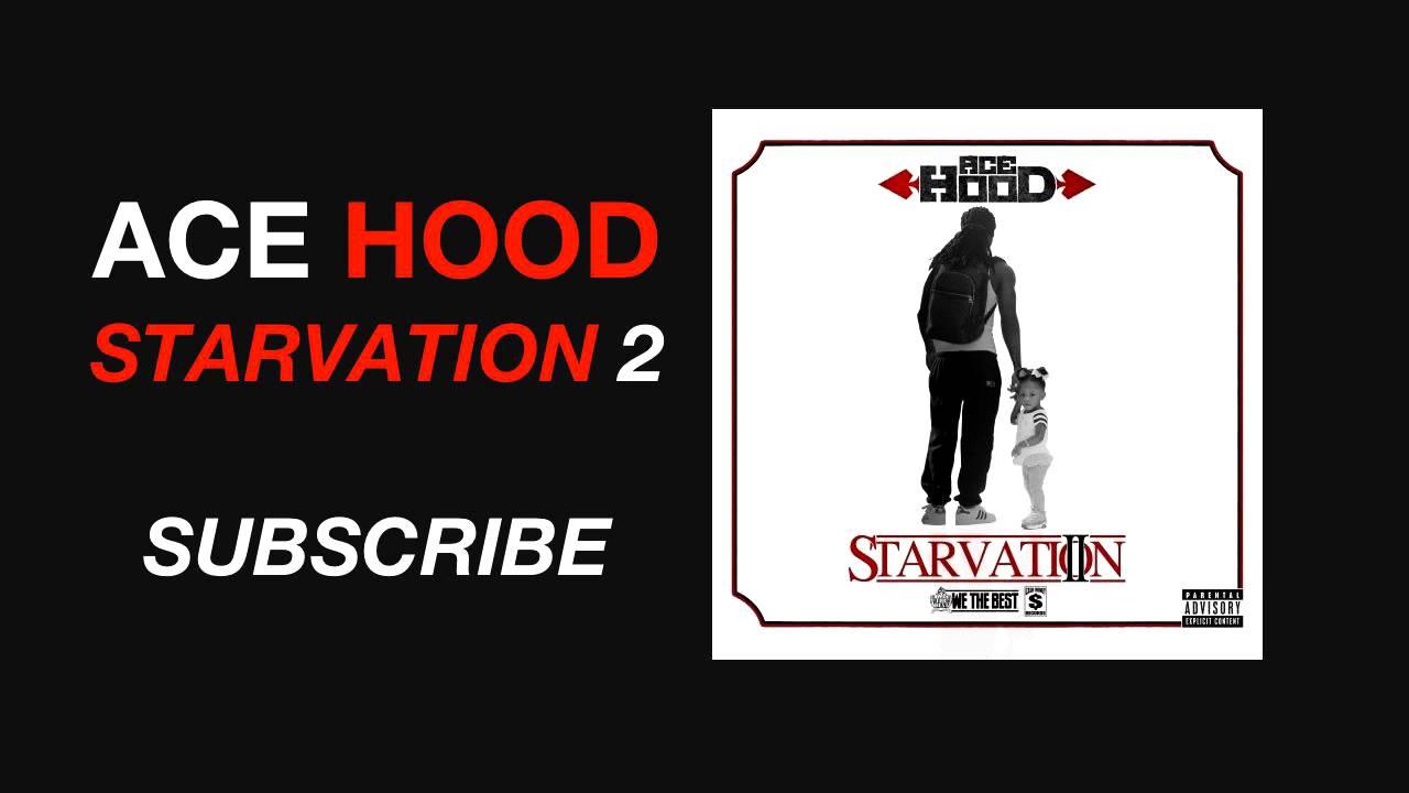 Ace Hood - Got Damn ft Plies (Starvation 2 Mixtape)