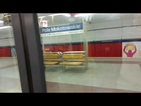 Warsaw Metro M1