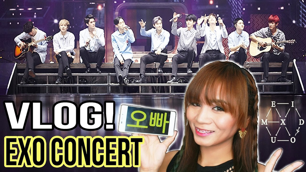 Real Asian Beauty: My Concert Experience : EXO EXO'rDIUM in