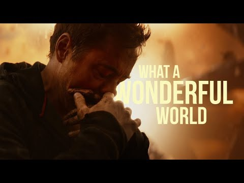 Infinity War // What A Wonderful World
