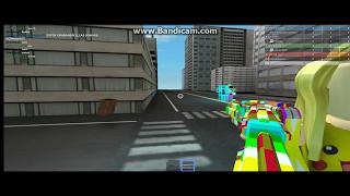 roblox-Power Ranger Dino Carica (Nuova pistola e UFO aggiunto)