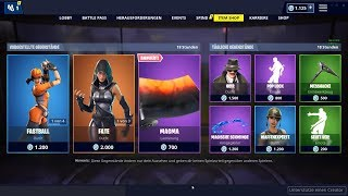 Fortnite Shop 29.3.19 - France Fate Skin et Magma Painting!