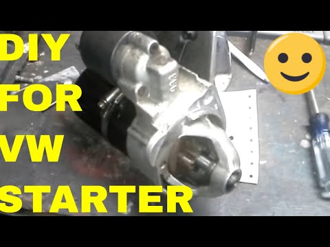 How To Replace VW Passat, Jetta, Beetle, Golf Starter