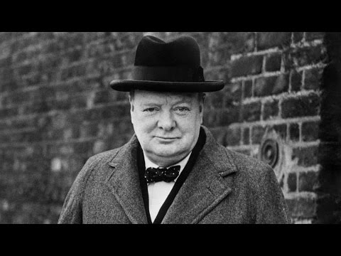 Winston Churchill Vs Nigel Farage on Europe and the EU referendum