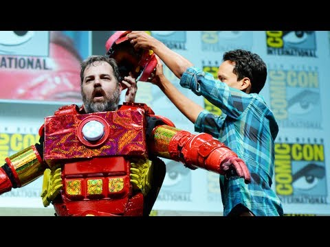 Community Season 5 Comic Con 2013 - Full Panel