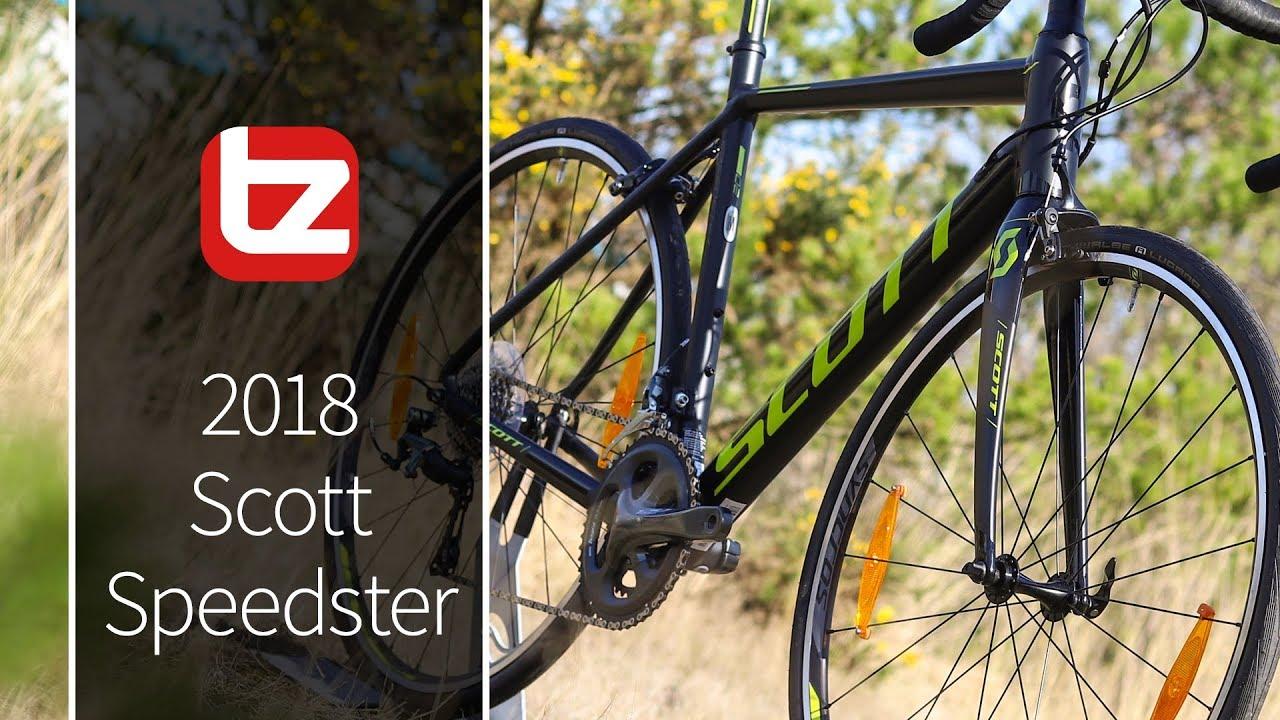 b355ac69e6a Scott Speedster 50 2019 | Tredz Bikes