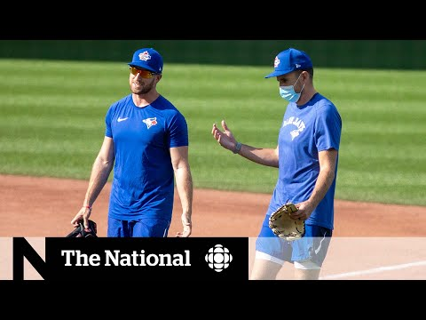 CBC News: The National: Blue Jays back on home field ahead of uncertain season