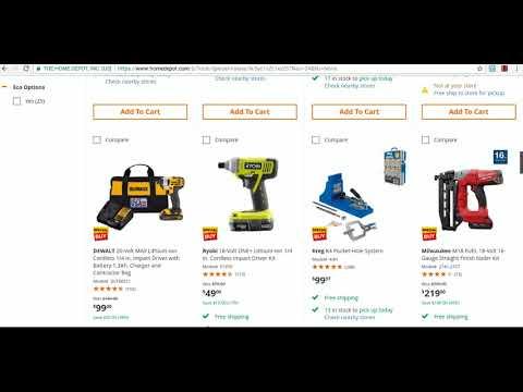 Home Depot BLACK FRIDAY DEALS !!!! AMAZING SAVINGS