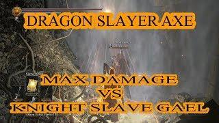 DARKSOUL 3 INDONESIA ( Dragon Axe Slayer VS Knight Slave Gael )