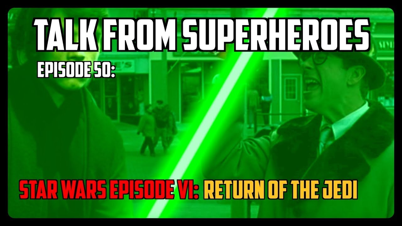 Talk From Superheroes: A Star Wars Christmas Special