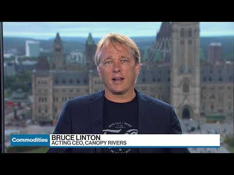 Canopy's Linton takes shot at Aurora: 'People have to learn to run their businesses'