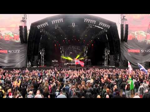 Rage - Bloodstock Open Air 2010