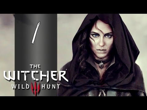Mr. Odd - Let's Play The Witcher 3: Wild Hunt - Part 1 - Yennefer, Ciri, Kaer Morhen, Vesemir