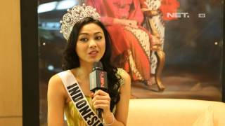 Entertainment News - Pengalaman Whulandary di Miss Universe 2013