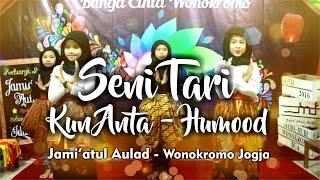 Video Seni Tari  - Kun Anta Humood -  Jami'atul Aulad -  Wonokromo Jogja download MP3, 3GP, MP4, WEBM, AVI, FLV Agustus 2017