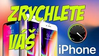 Jak zrychlit váš Apple iPhone! - Jak moc pomůže výměna baterie | 4K