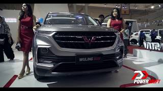 Wuling SUV: MG Motor's First Indian Car : PowerDrift